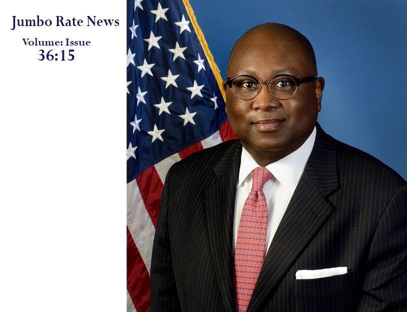 Rodney E. Hood, Chairman NCUA