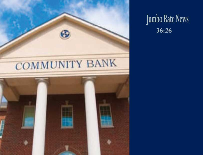 An Often Overlooked Segment of Community Banks