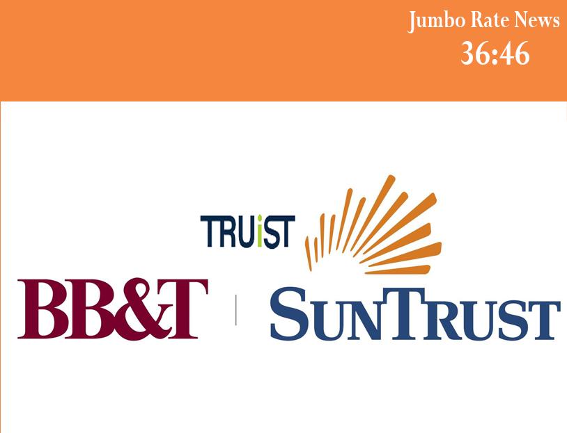 BB&T + SunTrust = Truist