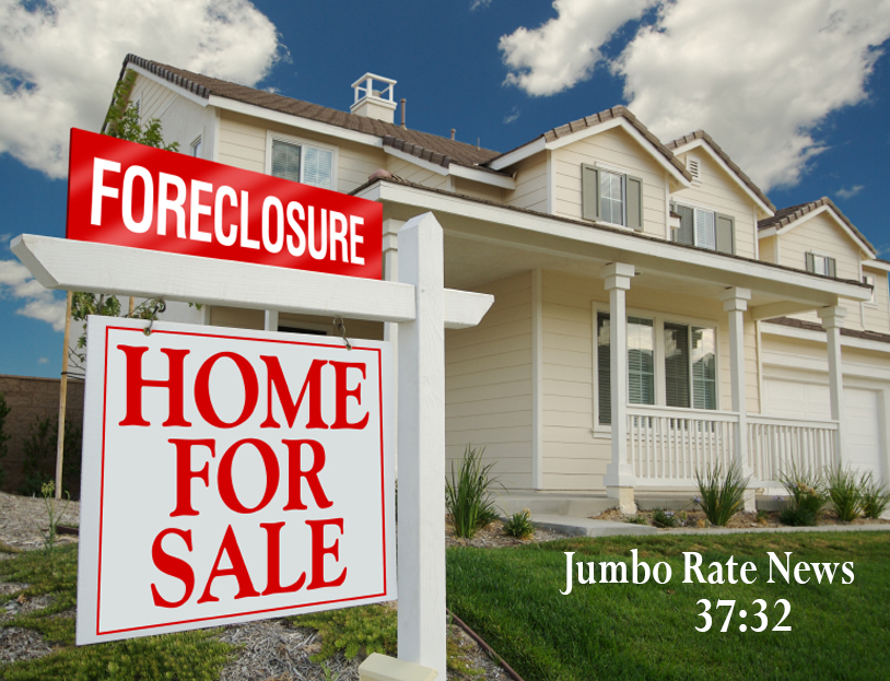 Home for sale due to foreclosure