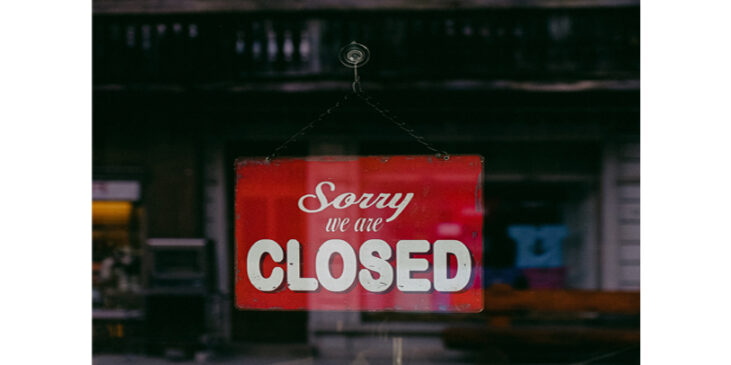 Bankruptcy and Store Closings
