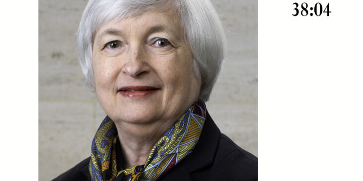 Janet Yellen Picture