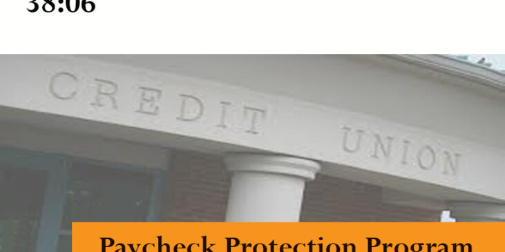 PPP May Also be Available from Your Credit Union